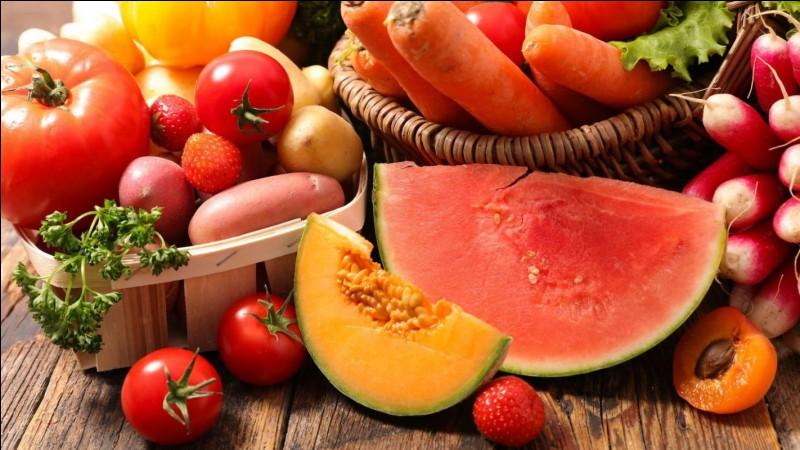 Quels fruits préfères-tu ?