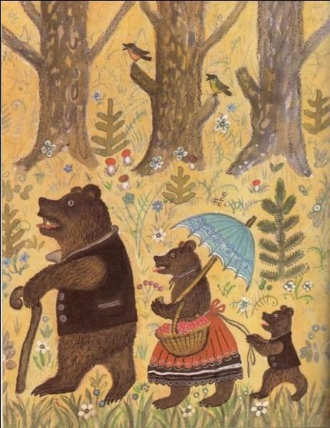 """Qui a écrit """"Boucle d'or et les trois ours"""" ?"""