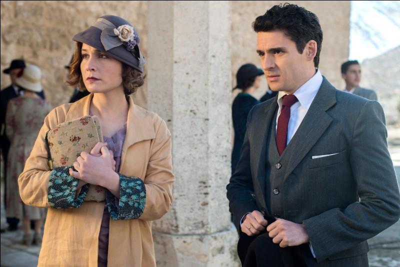Qui apparaît dans la vie de Marga et Pablo ?