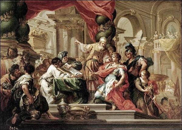 Vers -338, Athènes est soumise à un ambitieux roi, Alexandre le Grand. Fils du roi Philippe II de Macédoine, Alexandre devient roi des Perses, s'empare de l'Égypte, se fait proclamer pharaon et fonde la ville d'Alexandrie. Mais il n'a pas fini, il tente d'amener son armée dans un pays plutôt éloigné. Lequel ?
