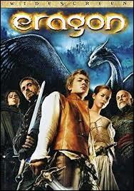 """Dans le film """"Eragon"""", quel est le nom de la dragonne d'Eragon ?"""