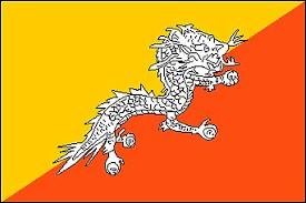 Quel pays asiatique possède ce drapeau ?