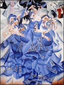 """Qui a peint """"Ballerine en bleu"""" ?"""