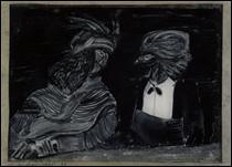 """Qui a peint """"Dans la boîte"""" ?"""