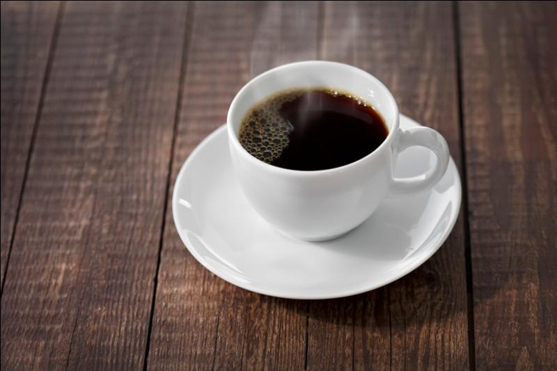 """""""Un café ou un thé ? Pour bien digérer ce bon repas qui, j'espère, vous aura plu !"""""""