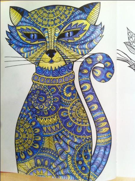 """Quel est le nom du merveilleux chat blanc aux yeux verts, qui fait la publicité pour """"Feu Vert"""" ?"""