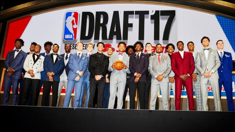 En quelle année a-t-il été drafté en NBA ?