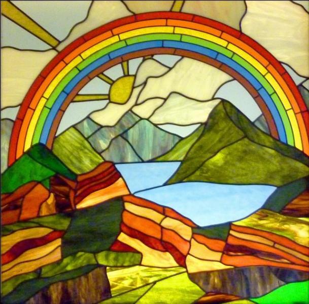 Combien de couleurs comporte un arc-en-ciel ?