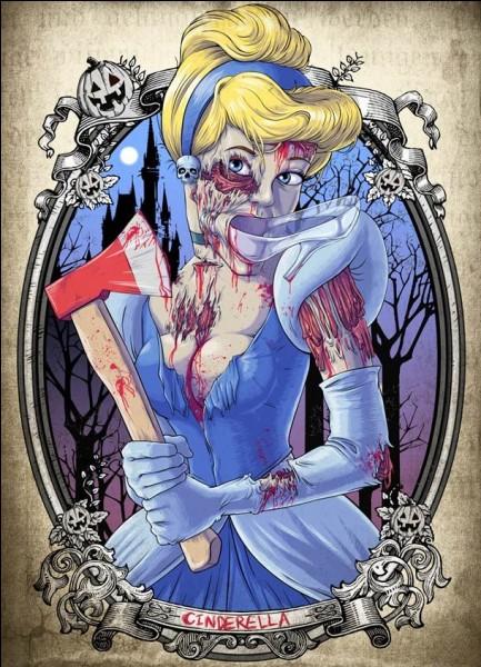 Avec le jour d'Halloween, Cendrillon pourra veiller tard le soir. Quelle était la fée qui lui avait fortement recommandé de revenir du bal avant minuit ?