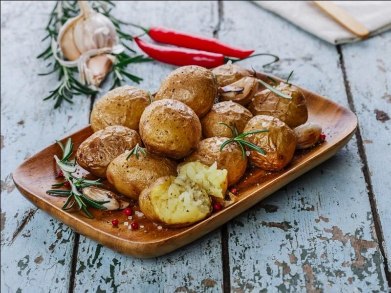 Quel nom portent ces petites pommes de terre nouvelles ?
