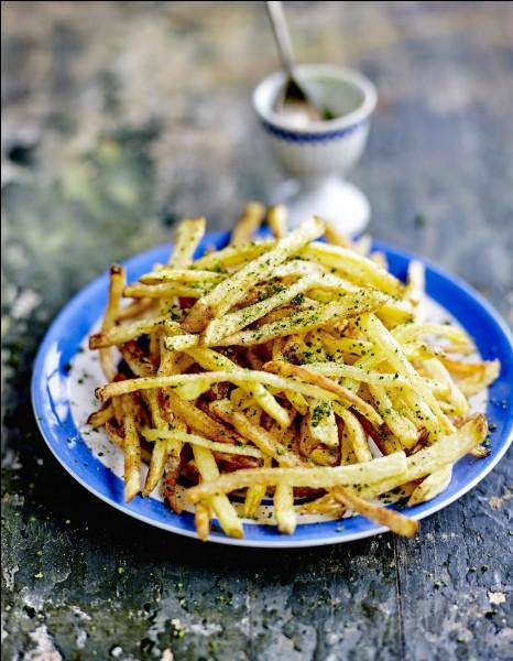 Comment s'appelle cette préparation de pommes de terre ?