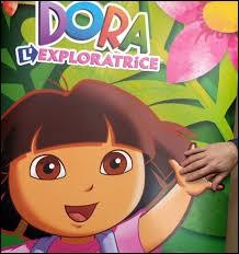 """C'est Babouche, dans """"Dora l'exploratrice"""" !"""
