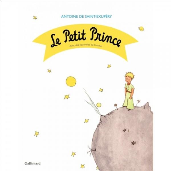 C'est l'ami du Petit-Prince de Saint-Exupéry :