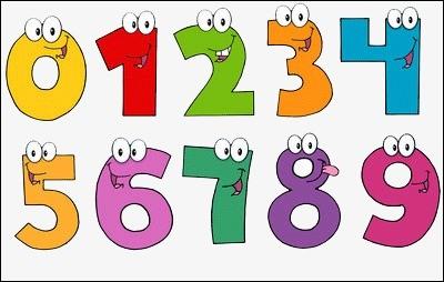 Que penses-tu de la couleur de ton chiffre sur cette image ?