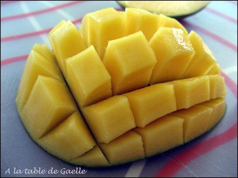 Vous avez assez mangé ! Un fruit sera le bienvenu !
