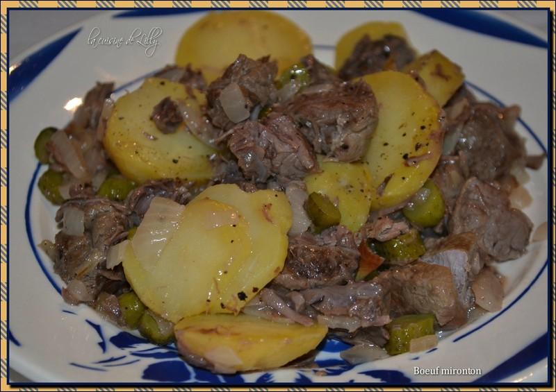 Quel est ce plat que j'ai confectionné avec mes restes de pot au feu ?