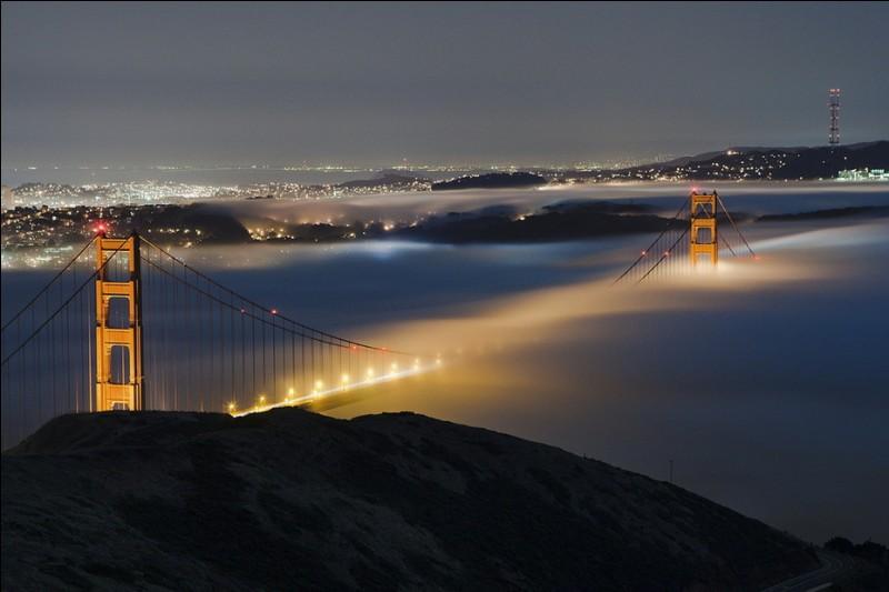 On voit que ce port, de la City by the Bay, s'étend le long de la baie éponyme, du Golden Gate Bridge à l'ouest jusqu'à Candlestick Point à l'extrémité sud-est de la ville.Au niveau des marchandises, tous les conteneurs passent par Oakland, de l'autre côté de la baie. Le port accueille chaque année entre 60 et 80 paquebots et 200 000 passagers en route vers l'Alaska ou le Mexique.Merci du voyage