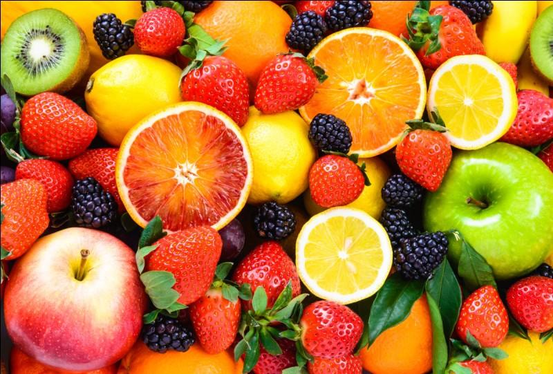 Quel fruit très consommé partout possède une AOP ?