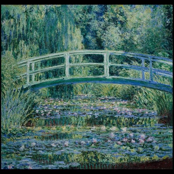 Monet a peint environ 250 toiles sur les Nymphéas. Il fut inspiré par son jardin. Dans quelle ville ?