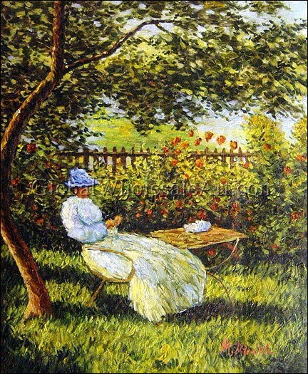 Qui Claude Monet épousa-t-il en 1892, en secondes noces ?