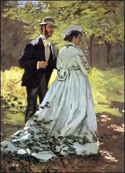 Qu'est-ce qui l'a séparé de sa première femme ?
