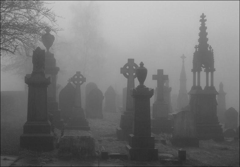 Quel mot est une traduction de cimetière ?
