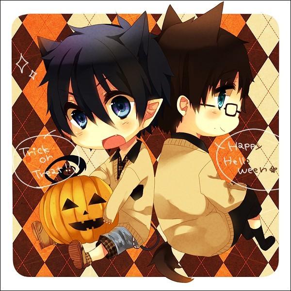 Voici Rin et Yukio Okumura, des jumeaux de Blue Exorcist dont l'anniversaire est :