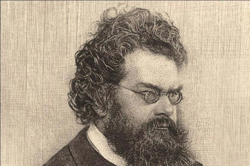 En quelle année la théorie cinétique du gaz est-elle apparue, grâce au travail de Ludwig Boltzmann ?