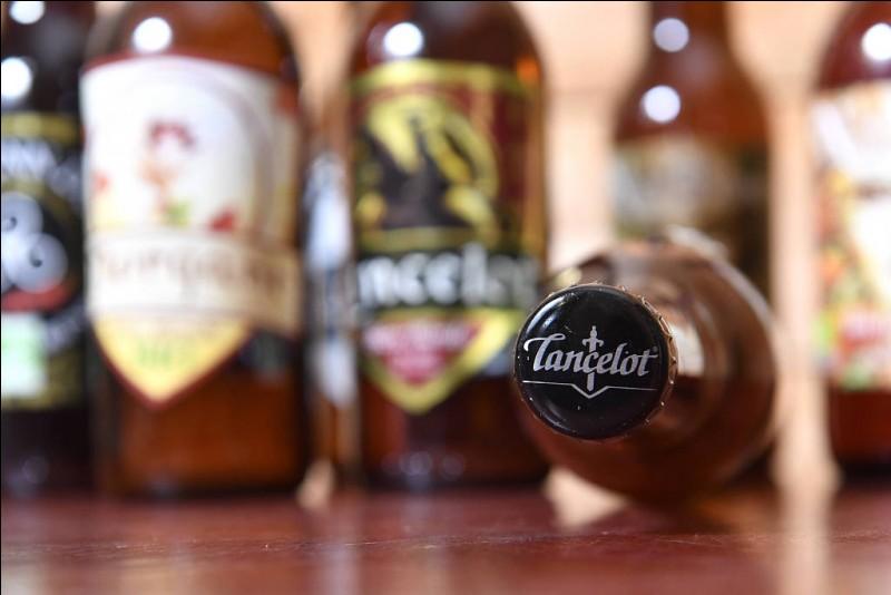 On y trouve également des bières dont une au blé noir. Quel est son nom ?