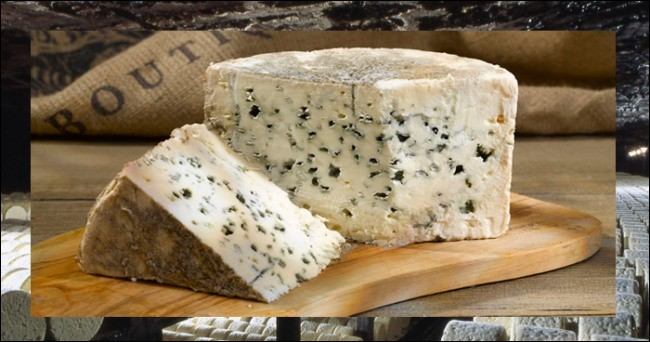 Quel est ce fromage à pâte persillée ?