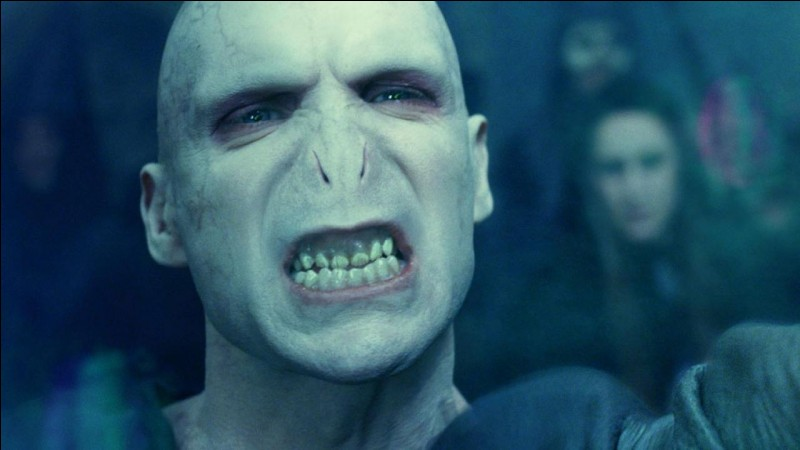 Comment s'appelle Lord Voldemort ?