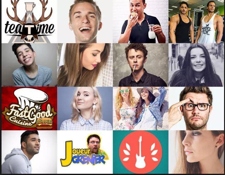 À quel youtubeur ressembles-tu le plus ?