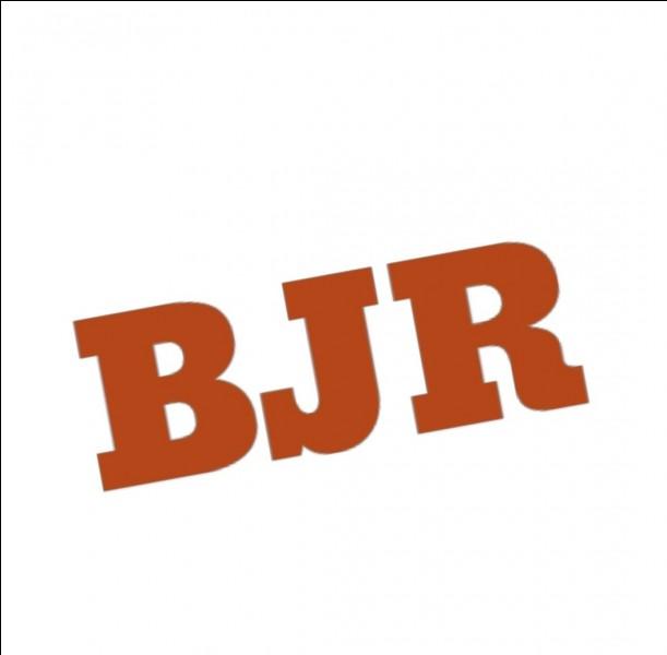 """Que veut dire """"bjr"""" ?"""