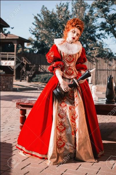 """""""L'Impératrice rouge"""" est un film mis en scène par Joseph von Sternberg."""