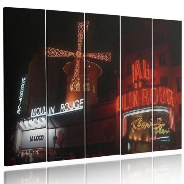 """Nicole Kidman a-t-elle joué dans le film """"Moulin Rouge"""" ?"""