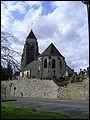 Au VIe siècle, je deviens une villae royale de Clovis en étant la plus importante d'Île de France. En 584, Chilpéric petit-fils de Clovis a été assassiné chez moi. La pierre de Chilpéric est d'ailleurs située dans le parc de ma mairie. Au mileu du VIIe siècle, la reine Bathilde veuve de Clovis III me choisit pour se retirer du pouvoir. On m'a pillée durant la guerre de 100 ans. Que suis-je ?