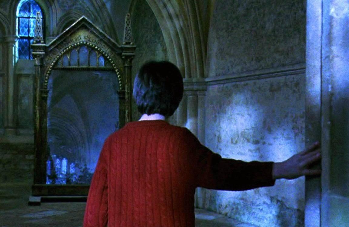 Harry Potter 1, chapitre 12 : le Miroir du Riséd