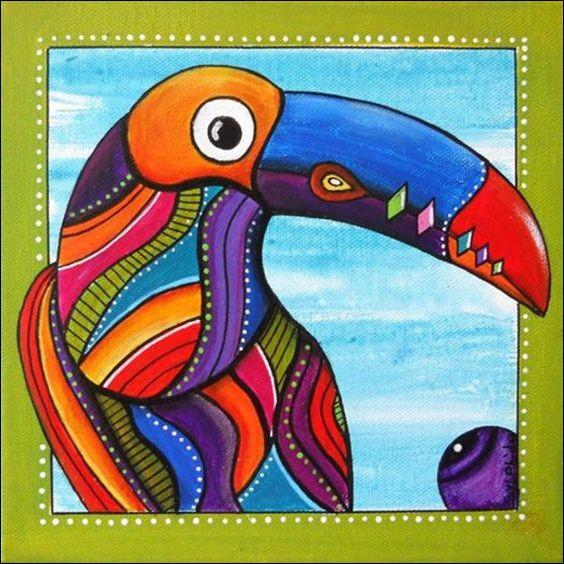 Voici un toucan : à quoi lui sert son bec imposant ?