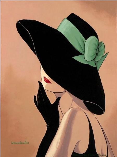 """Qui est l'écrivain du """"Parfum de la dame en noir"""" ?"""