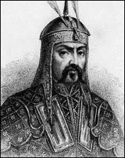 Il était le roi des Huns, il a terrorisé l'Empire romain par la guerre et les pillages. Où il passait, l'herbe ne repoussait pas. Son nom était...
