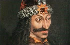 """Ce Roumain a été prince de Valachie, il a inspiré le mythe de Dracula et il est surnommé """"l'Empaleur"""". Comment s'appelait-il ?"""