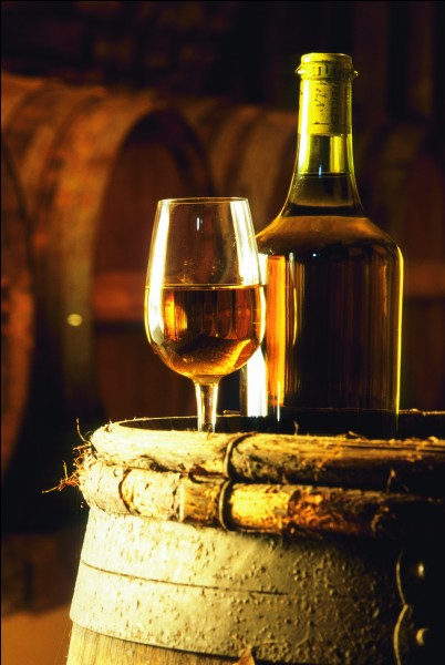 Quel vin est une spécialité du Jura ?