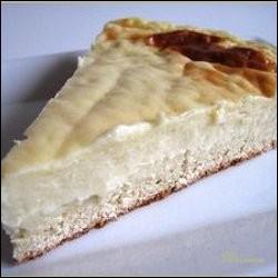 Comment s'appelle cette tarte préparée à partir d'une pâte briochée et parfumée à la fleur d'oranger ?