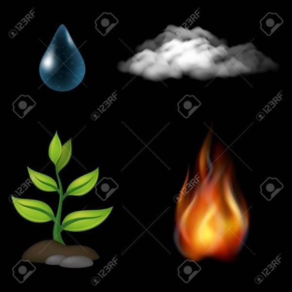 Quel élément naturel préfères-tu ?