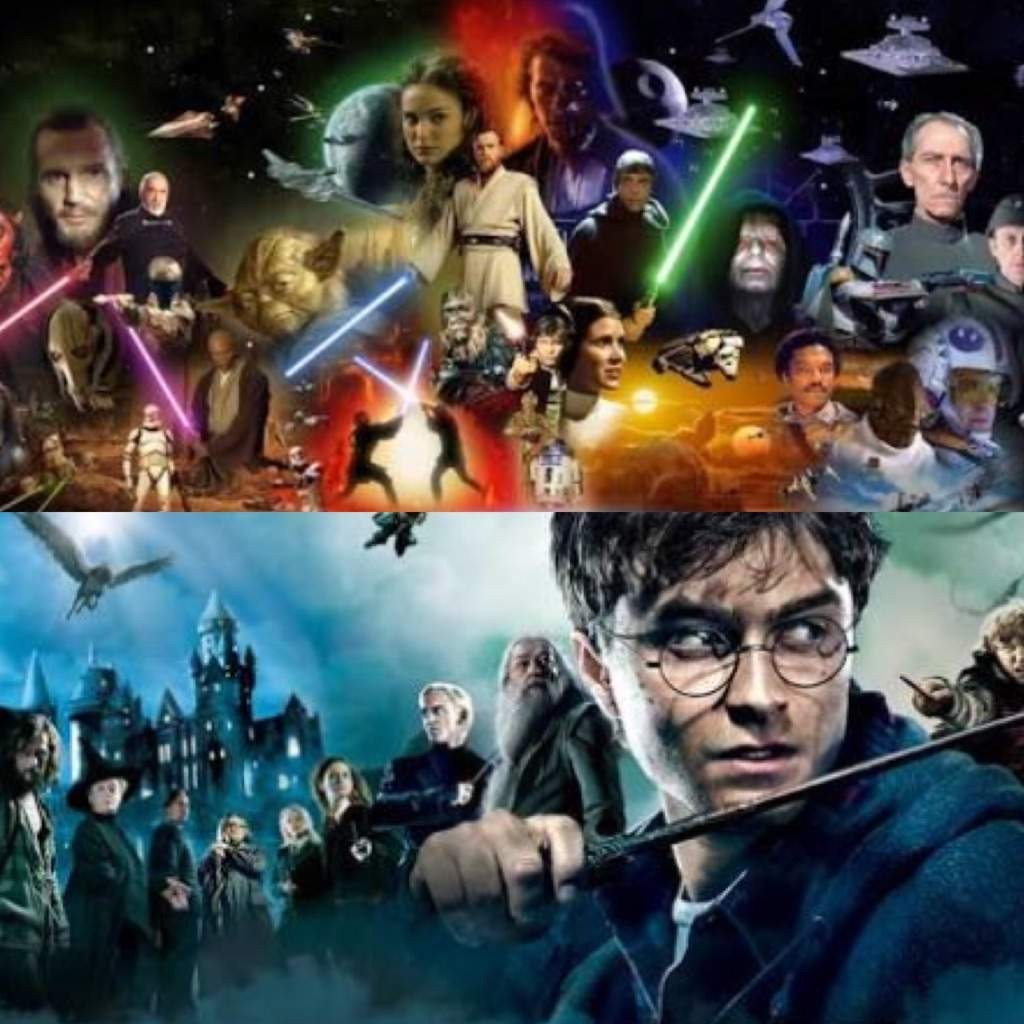 ''Star Wars'' ou ''Harry Potter'' ?