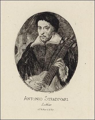 Qui est cet homme qui a donné son nom à des violons ?