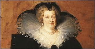 Qui est cette femme reine de France et de Navarre de 1600 à 1610 ?