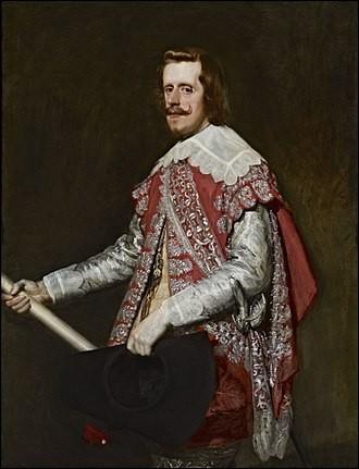 Qui est roi d'Espagne de 1621 à 1665 ?