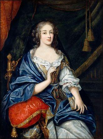 Qui est la première maîtresse officielle de Louis XIV ?