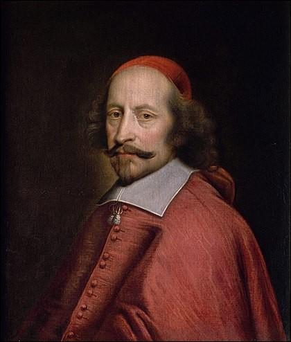 Qui est ce cardinal au service de Louis XIII puis Louis XIV ?